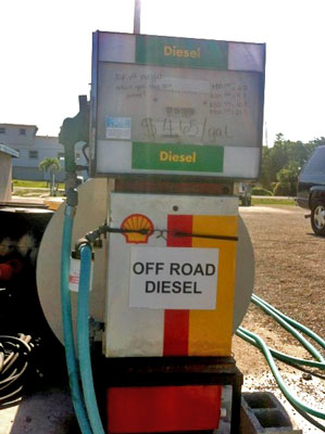 Off Road Diesel and Rec 90 in Saint James City, Florida